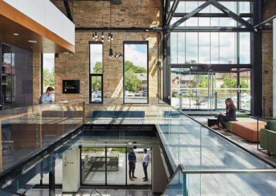 Heritage Revitalization – Sunken Garden