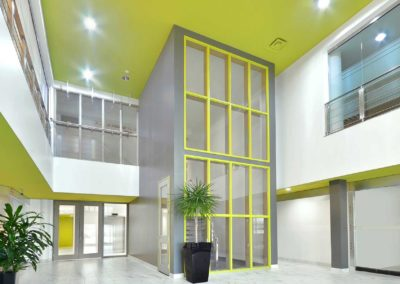 Lobby Renovation – Bright